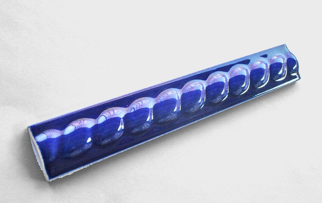 stabbord re fliesenbord re keramikfliese wandfliese blau