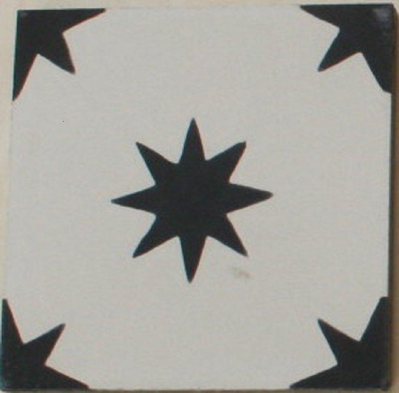 Schachbrettmuster stern 161 3 kombiniert mit stern 161 4 - Bodenfliesen schachbrettmuster ...