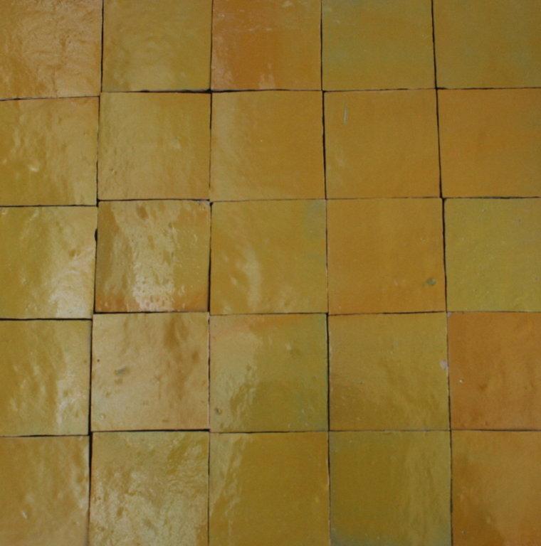 zellige gelb maurisch marokkanisch wandfliese kachel mosaikkachel. Black Bedroom Furniture Sets. Home Design Ideas