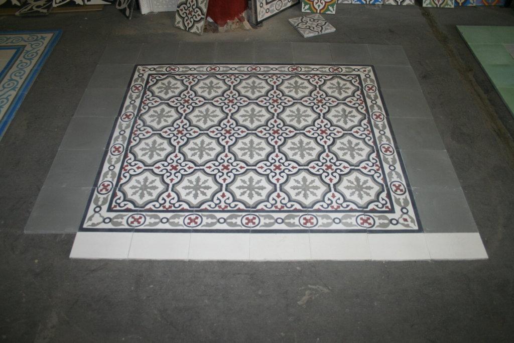 sockelleiste grau beigegrau zementfliesen sockel sockelfliese. Black Bedroom Furniture Sets. Home Design Ideas