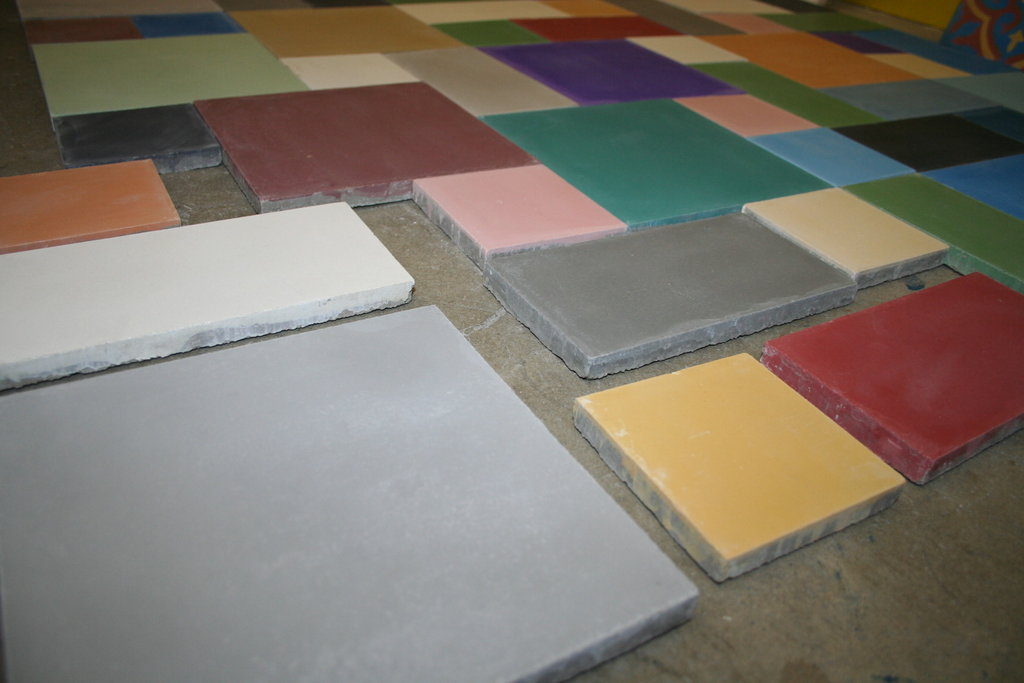 Fußboden Fliesen Farbe ~ Farbe fur bodenfliesen fliesen streichen mit fliesenfarbe oder