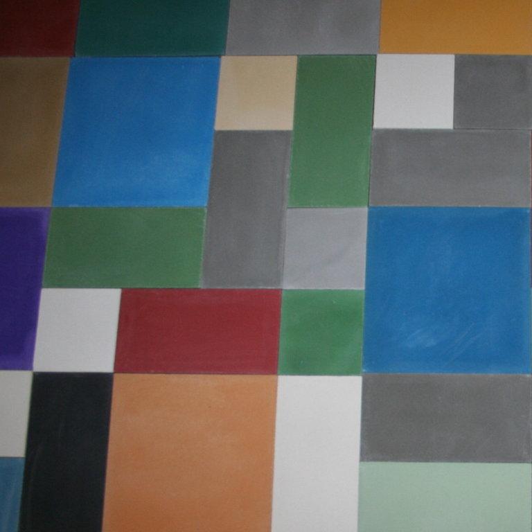 zementfliesen form und farbe patchwork uni 911 bodenfliesen. Black Bedroom Furniture Sets. Home Design Ideas